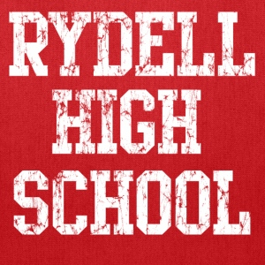 Retro Rydell High School Bags & backpacks - Tote Bag