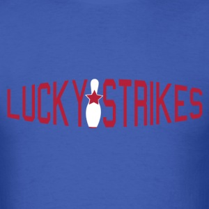 Lucky Strikes - Men's T-Shirt