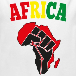 africapower Baby & Toddler Shirts - Long Sleeve Baby Bodysuit