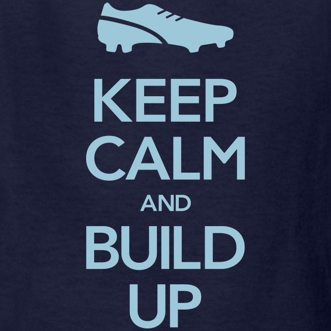 Build Up Youth Tee (Fundraising Item)