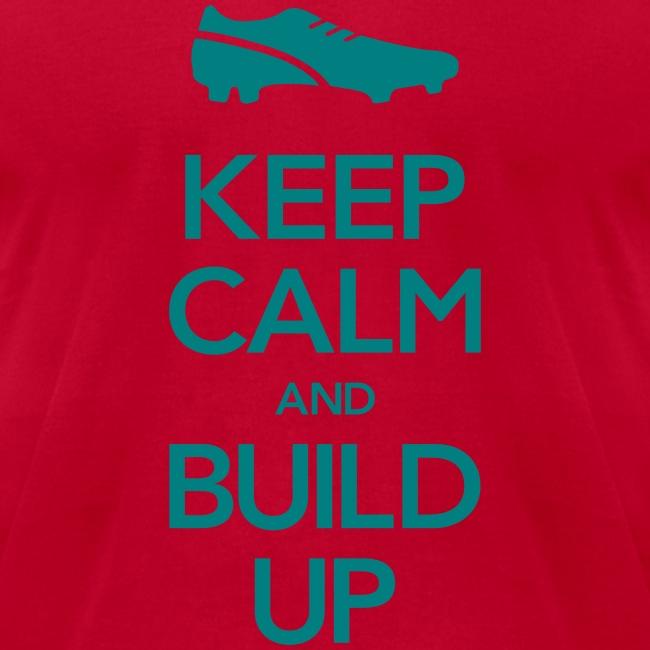 Build Up Men's Tee (Fundraising Item)