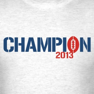 CHAMPION 2013 T-Shirts - Men's T-Shirt