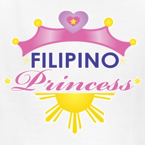 Funny Damit Filipino Princess Kids' Shirts - Kids' T-Shirt