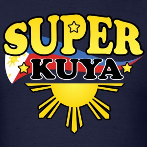 Funny Damit Super Kuya T-Shirts - Men's T-Shirt