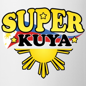 Funny Damit Super Kuya Bottles & Mugs - Coffee/Tea Mug