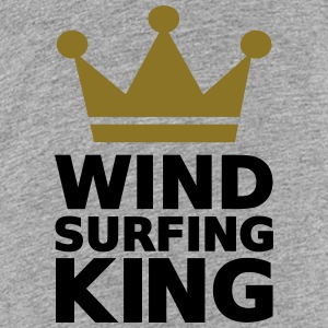 Windsurfing King Kids' Shirts - Kids' Premium T-Shirt