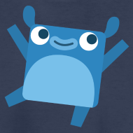 Design ~ Kid's Little Blue Tee