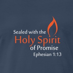 Sealed with the Holy Spirit