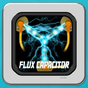 Flux Capacitor T-Shirts - Men's T-Shirt by American Apparel