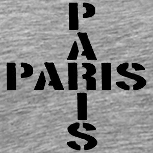 Paris Logo T-Shirts - Men's Premium T-Shirt