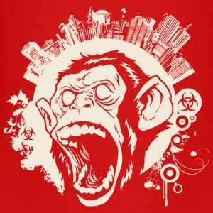 Urban Monkey Baby & Toddler Shirts - Toddler Premium T-Shirt