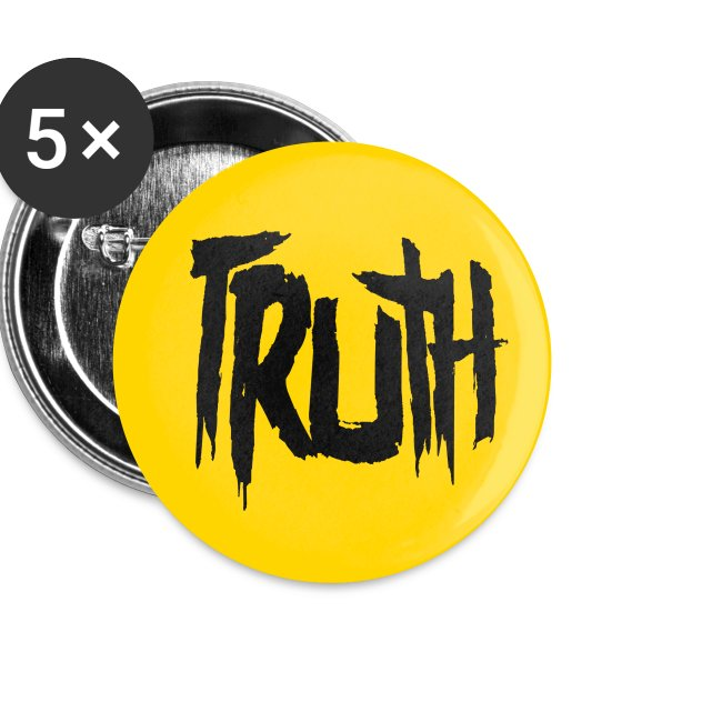 TRUTH - 25mm Button