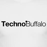 Design ~ TechnoBuffalo Long Sleeve Guys Light (American Apparel)
