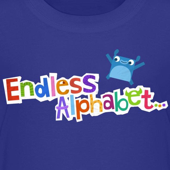 Kid's Endless Alphabet Tee