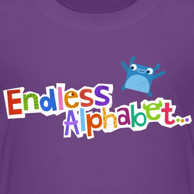 Toddler's Endless Alphabet Tee