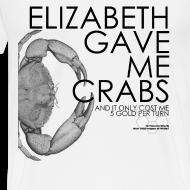 Design ~ Crabs! (Mens, Black Text)