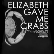 Design ~ Crabs! (Ladies, White Text)