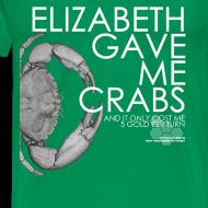 Design ~ Crabs! (Mens, White Text)