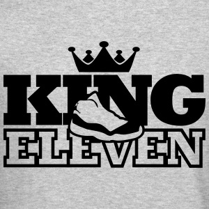 king eleven Long Sleeve Shirts - Crewneck Sweatshirt