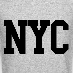 NYC Long Sleeve Shirts - Crewneck Sweatshirt