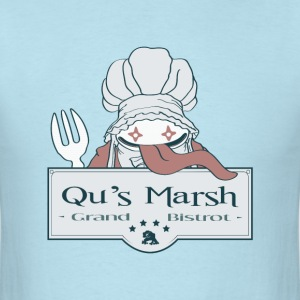 Qu's Marsh [Final Fantasy] T-Shirts - Men's T-Shirt