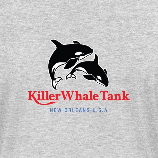 'Killer Whale Tank' Long-Sleeve