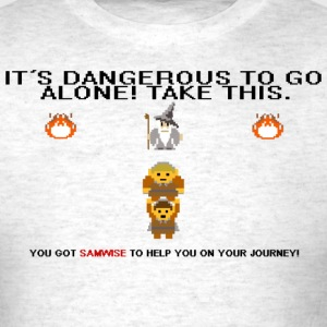 Take Samwise T-Shirts - Men's T-Shirt