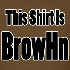 BrowHn - Men's T-Shirt