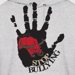 Stop Bullying Awareness shirt - Men's Hoodie