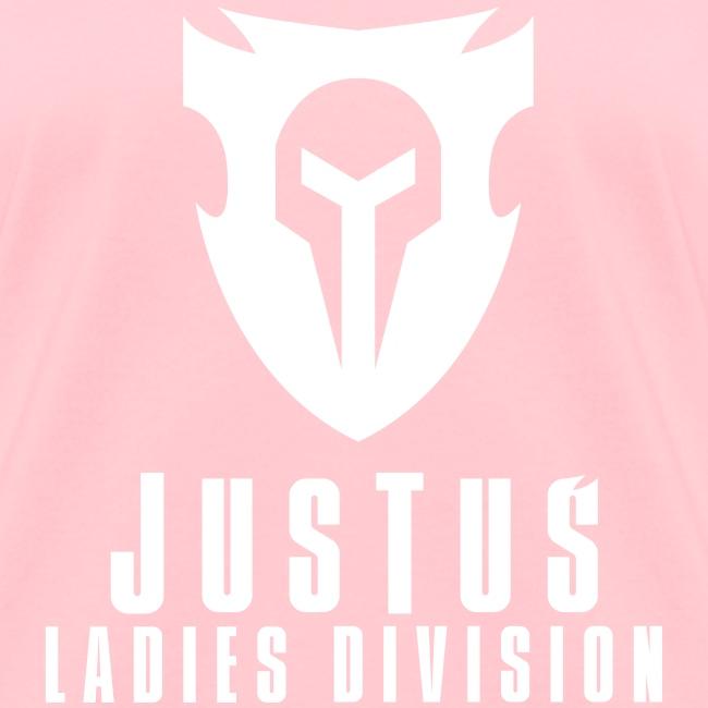 Justus Ladies Division Tee