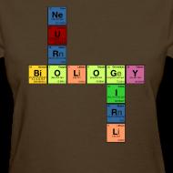 Design ~ NEURO BIOLOGY GIRL - Periodic Elements Scramble!