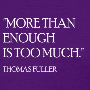 Thomas Fuller Quote (White) Women's T-Shirts - Women's T-Shirt