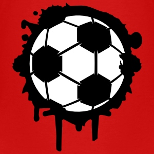 Soccer graffiti Baby & Toddler Shirts - Toddler Premium T-Shirt