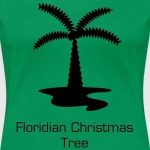 Florida Evergreen - Women's Premium T-Shirt