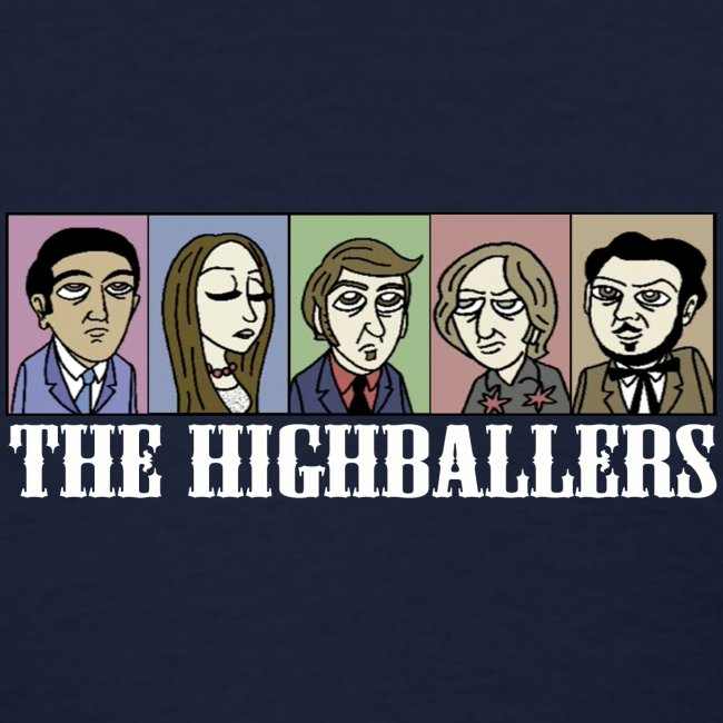 The Highballers King of the Plains T-Shirt (Ladies)
