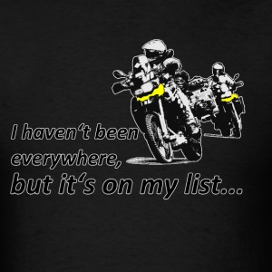 Dualsport - on my list / Shirt UNISEX - Men's T-Shirt