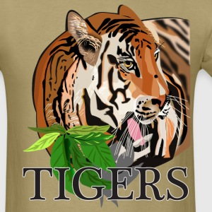 Tigers - Men's T-Shirt