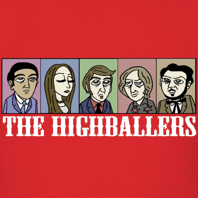 The Highballers King of the Plains T-Shirt (Mens)