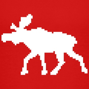 moose (1 color) Kids' Shirts - Kids' Premium T-Shirt