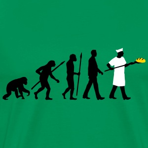 evolution_backer_122013_b_3c T-Shirts - Men's Premium T-Shirt