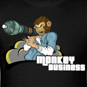 Monkey Business - Men's T-Shirt