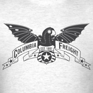 Columbia Freight T-Shirts - Men's T-Shirt