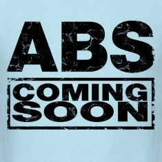 abs_coming_soon T-Shirts