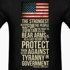 righ_to_bear_arms T-Shirts