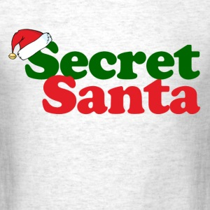 secret_santa T-Shirts - Men's T-Shirt