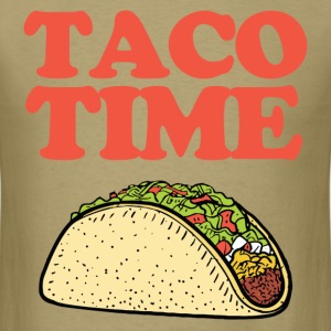 taco_time T-Shirts - Men's T-Shirt