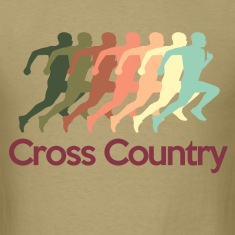 cross_country T-Shirts