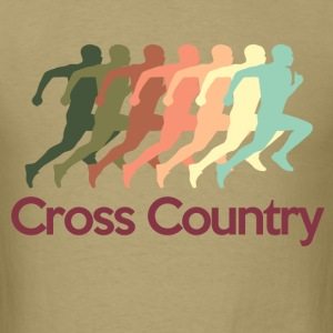 cross_country T-Shirts - Men's T-Shirt