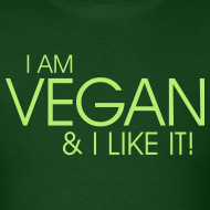 Design ~ I am vegan and I like it