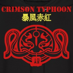 crimson_typhoon Hoodies